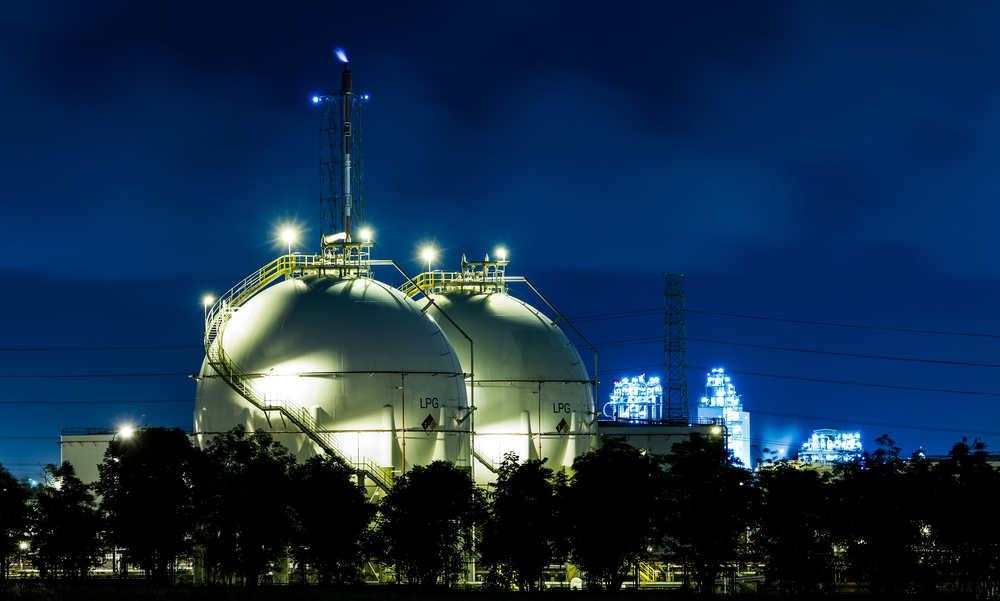 Las empresas de gas natural