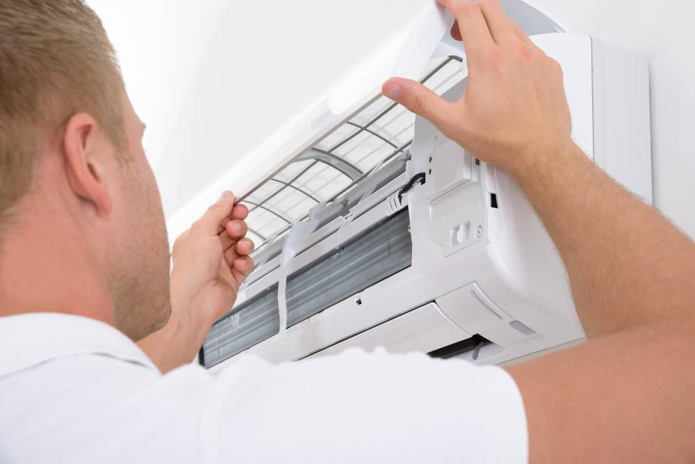 ¿Dónde instalo el aire acondicionado?
