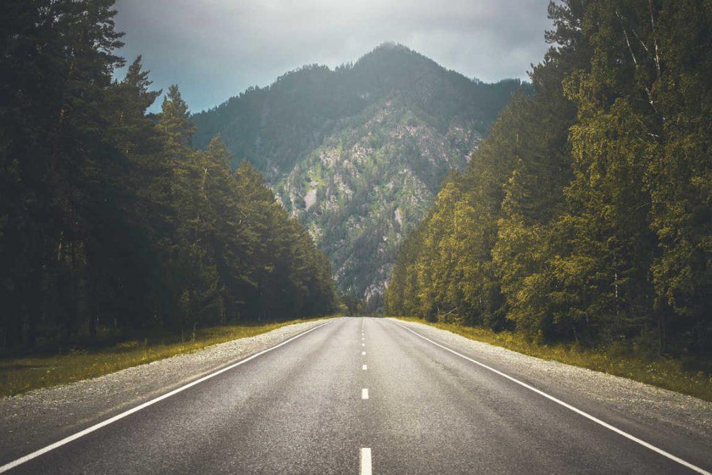 El lamentable estado de las carreteras españolas