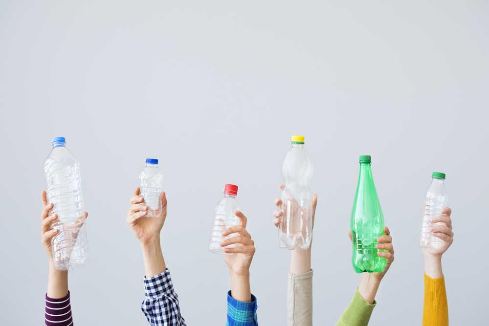 Reutilización del plástico: el futuro de la construcción